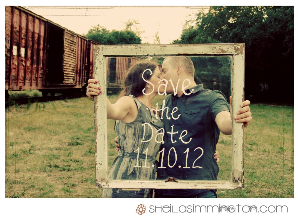 Save the date ideas sheila simmington sarasota wedding posted junglespirit Choice Image